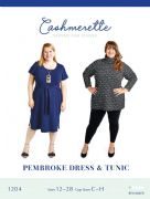 Pembroke Dress and Tunic - Cashmerette Sewing Pattern